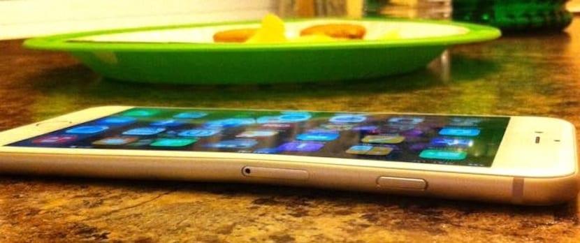Problemas iPhone 6 Plus
