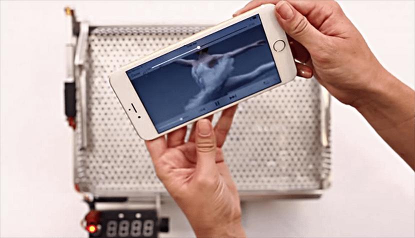 7eefb93be2f Sumergiendo el iPhone 6 y 6 Plus... ¿Sobrevivirán?