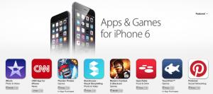 Juegos compatibles con iPhone 6