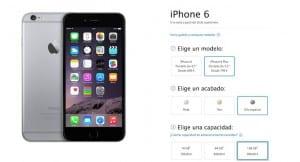Precios del iPhone 6 en España
