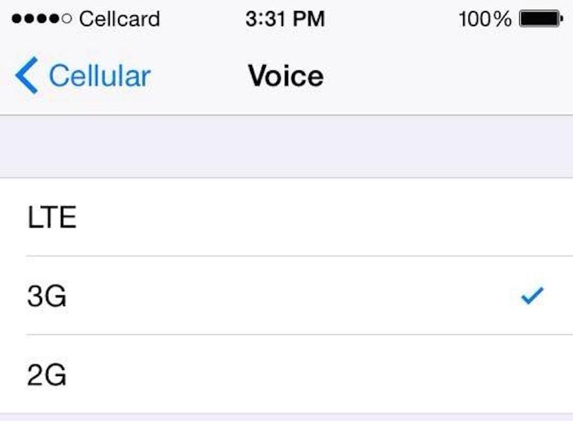 Conectividad iOS 8.1