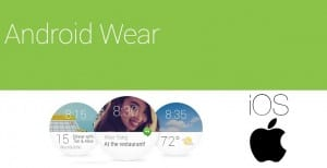 Android Wear en iOS