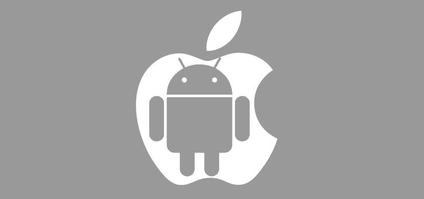 Android junto Apple