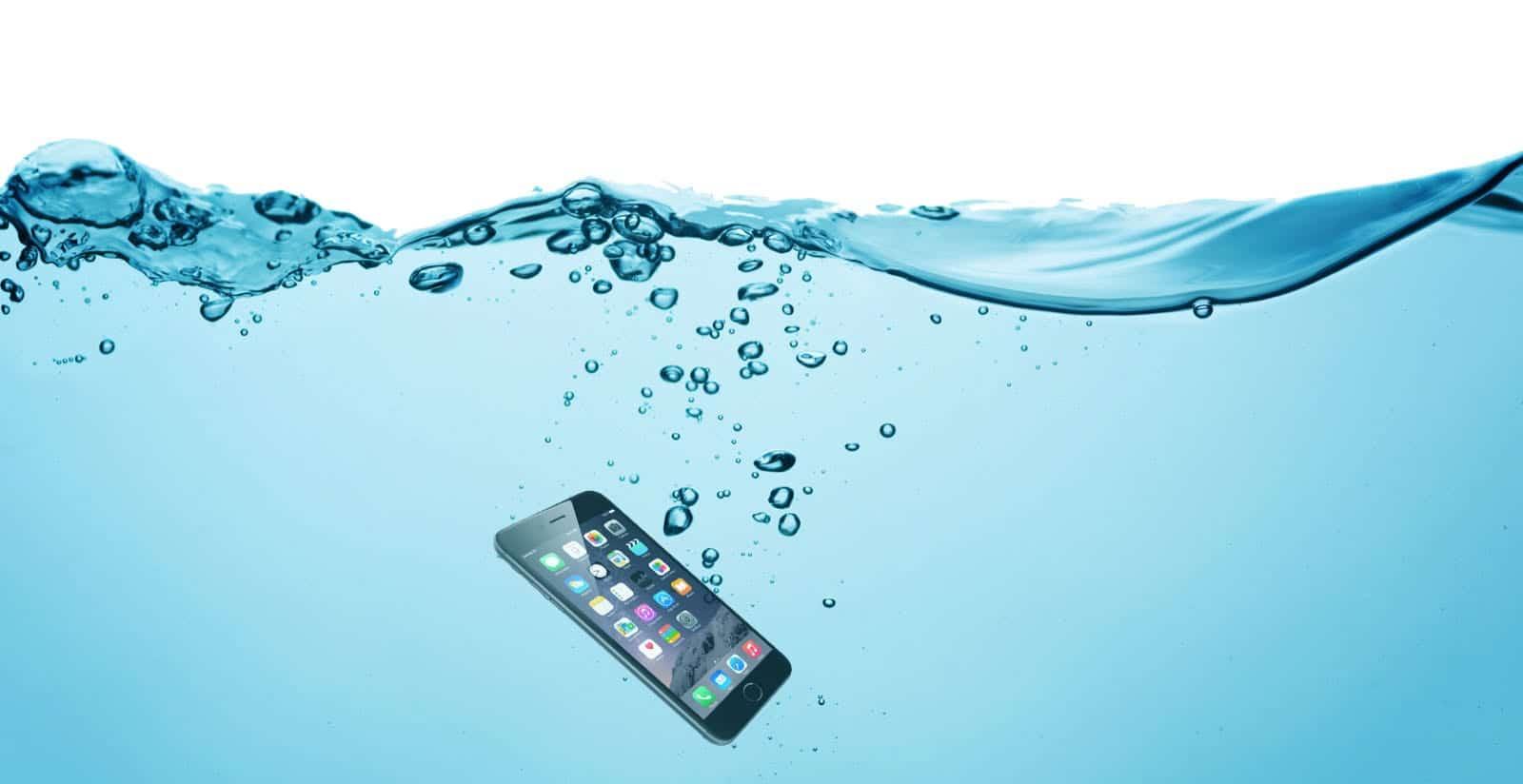 recuperar fotos iphone mojado