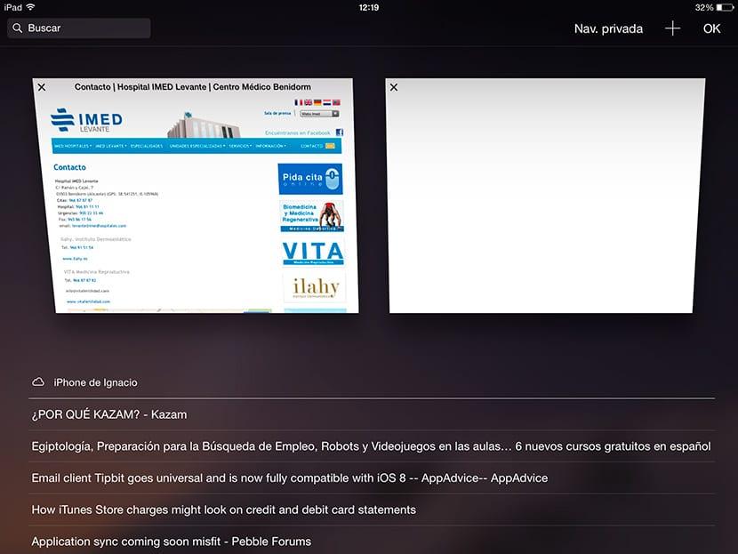 acceder-historial-busquedas-iphone-desde-ipad