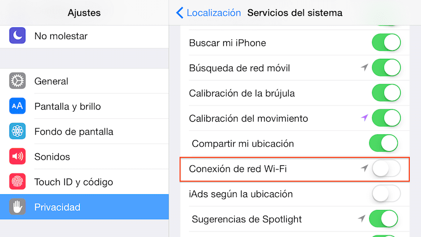 Problemas iPhone 6 con wifi