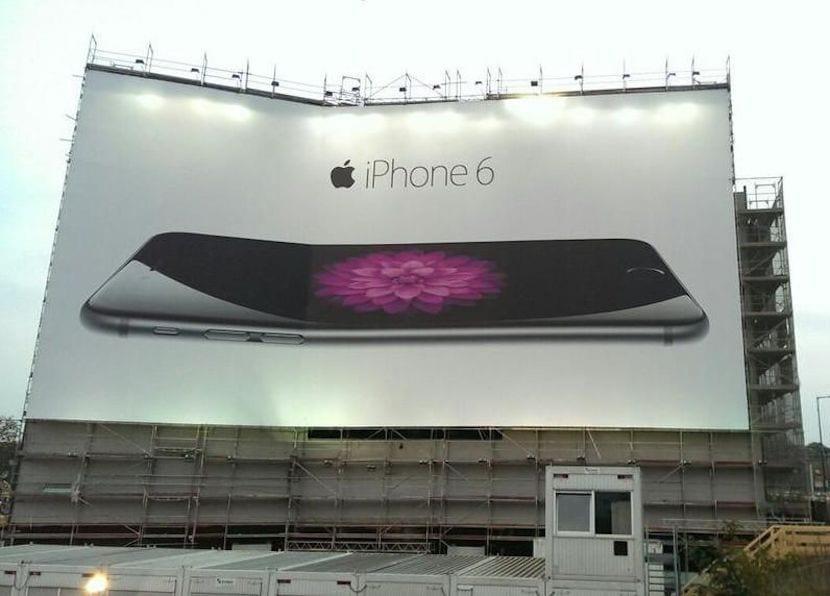 iPhone publicidad doblado