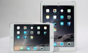 iPad Mini 3 vs iPad Air 2