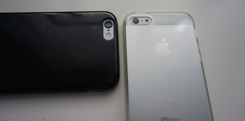 iPhone 6 vs iPhone 5