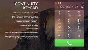 teclado Mac OS X