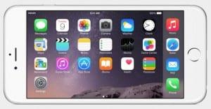 iPhone Landspace