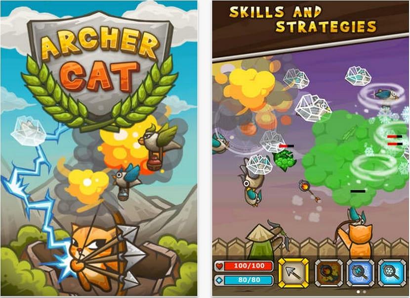 Archer Cat