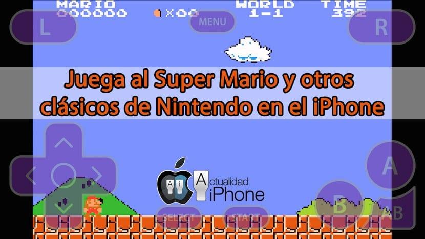 Cómo descargar GBA4iOS en el iPhone y jugar a Super Mario