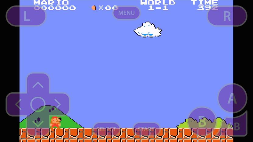 Super Mario para iPhone