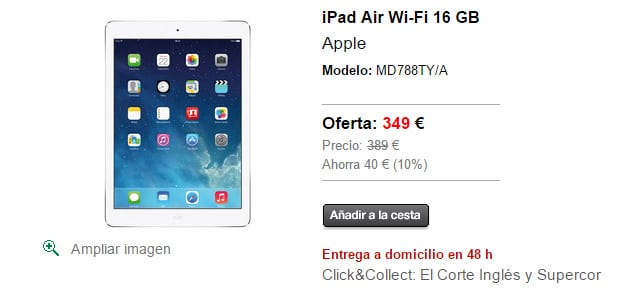 ipad-air-corte-ingles