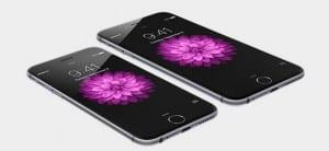iphone 6 problemas