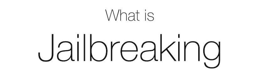 Qué es el jailbreak
