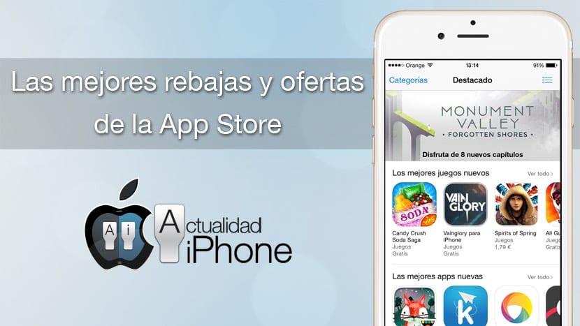 Rebajas y ofertas App Store