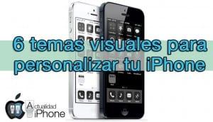Themes para iOS 8
