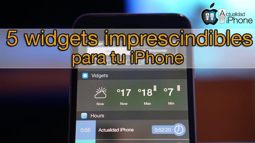 Los mejores widgets para iOS 8