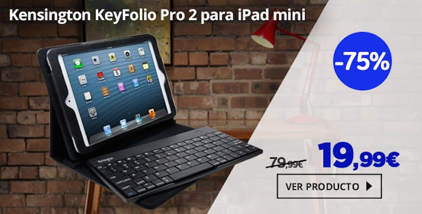 Funda Kensington iPad Mini