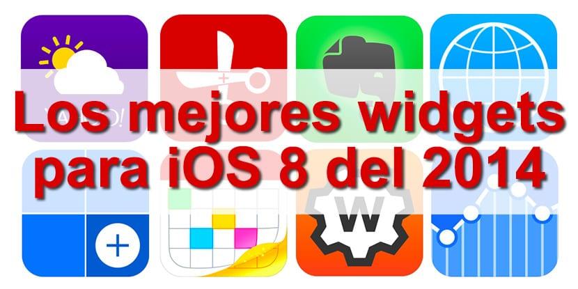 Mejores widgets de iOS 8