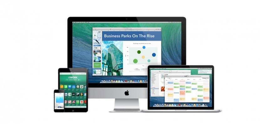 productos de apple en 2014