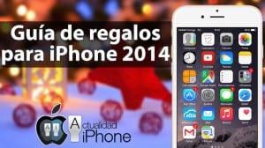 Guía regalos iPhone 2014