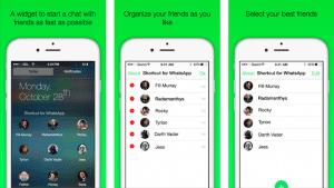 Widget para Whatsapp