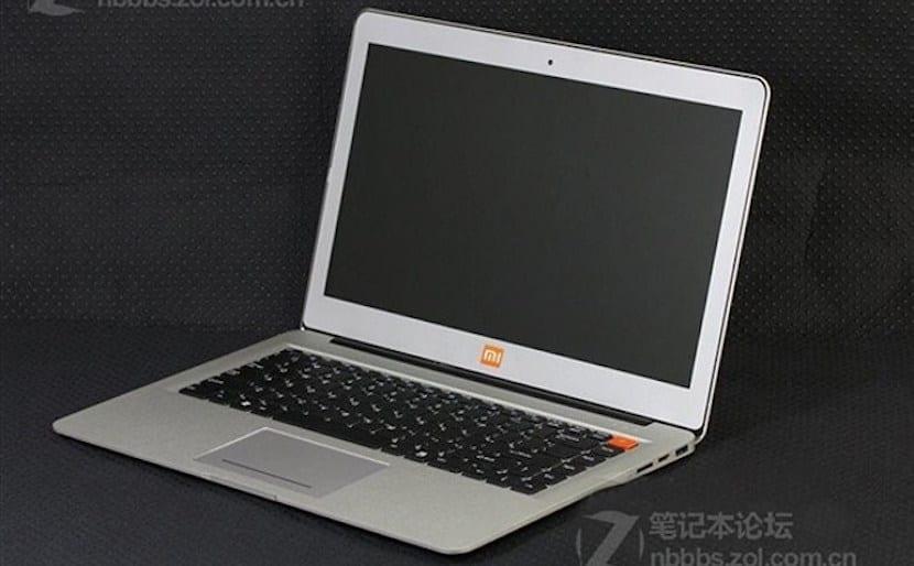 Portátil Xiaomi