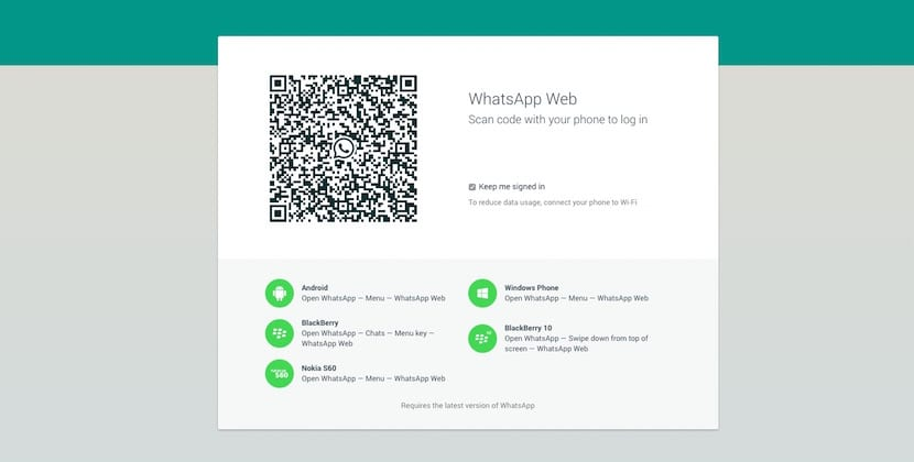 Cliente web de Whatsapp