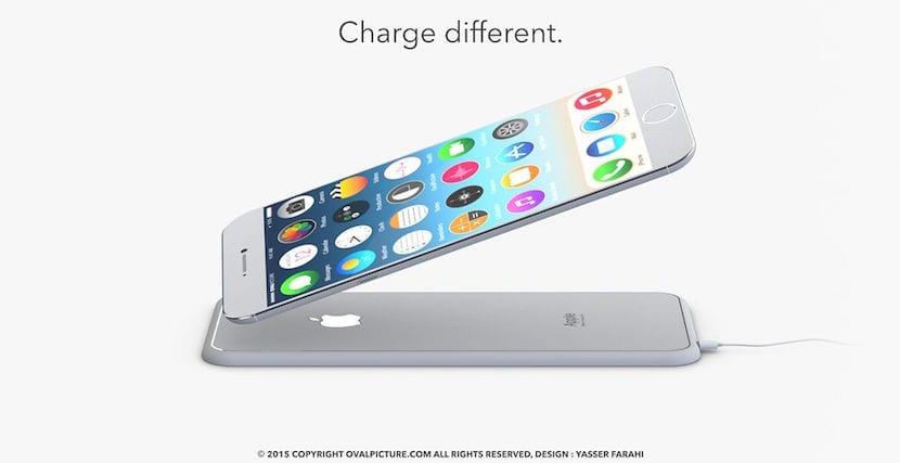 Concepto de iPhone 7
