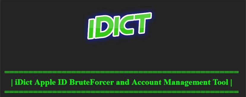 iDict