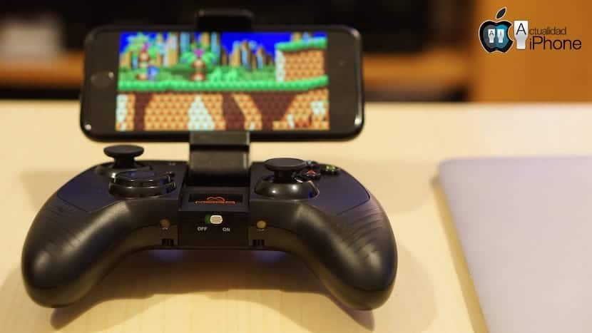 Gamepad Moga Rebel