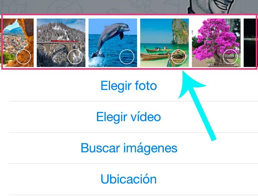 telegram-compartir-imagenes-sin-acceder-carrete