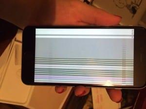 iPhone 6 estropeado