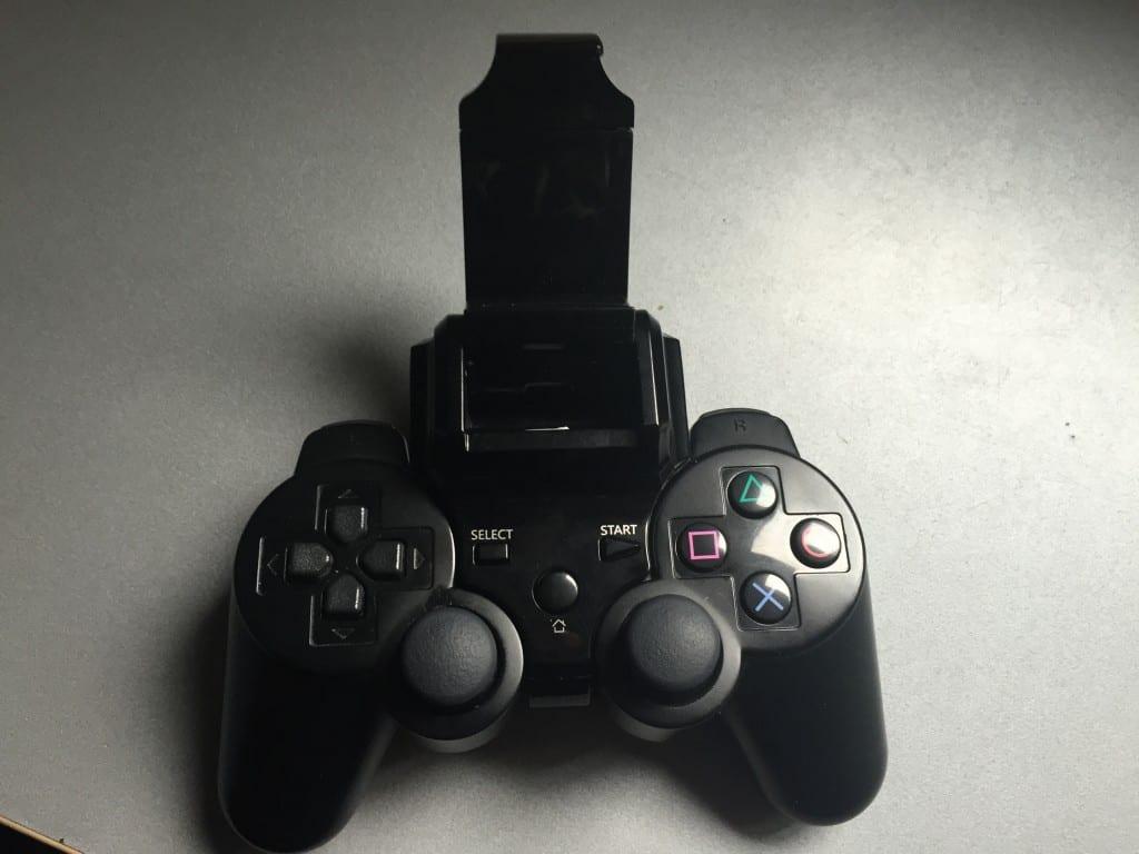 Como utilizar el mando de tu PS3 en tu iPhone