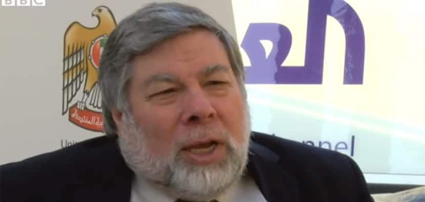 apple watch steve wozniak