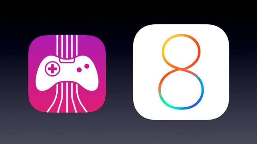 iOS 8 MFi Controller