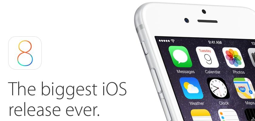 betas publicas de iOS 8