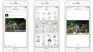 Facebook Stickers