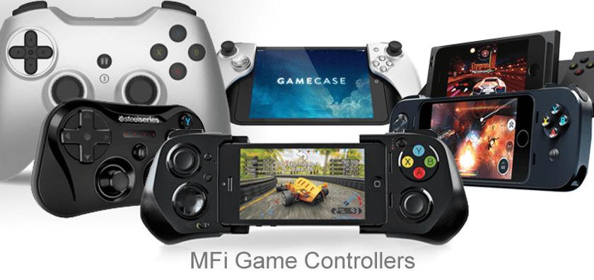 MFi Gamepads
