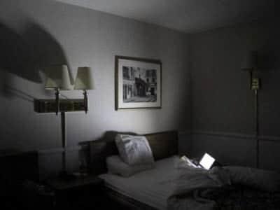 luz portátil