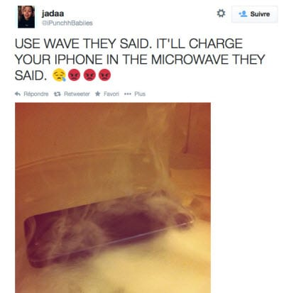 iPhone iWave