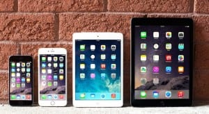 iPhone 6 Plus vs iPad Mini