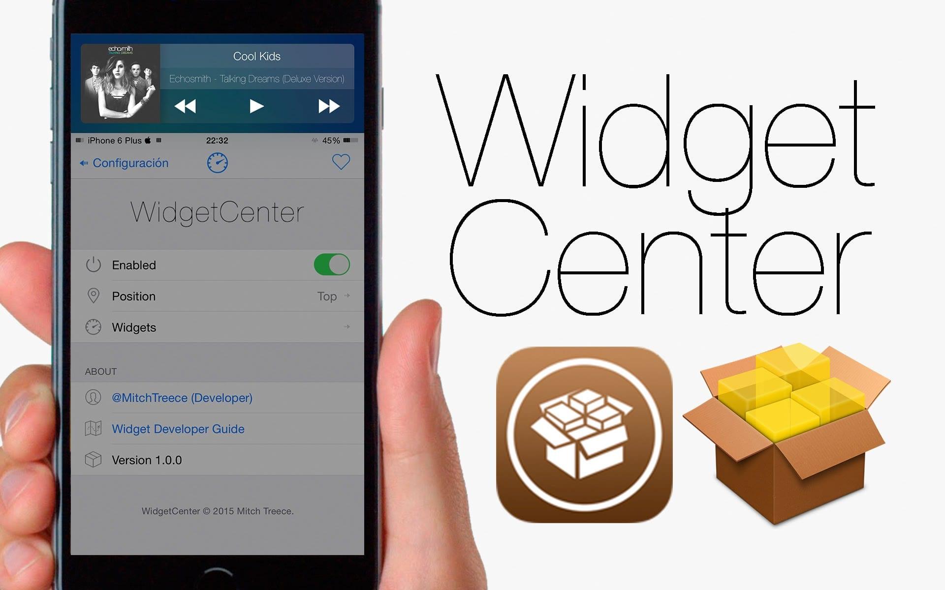 WidgetCenter