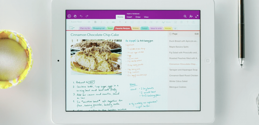 OneNote añade soporte para el Pencil de Fifty Three