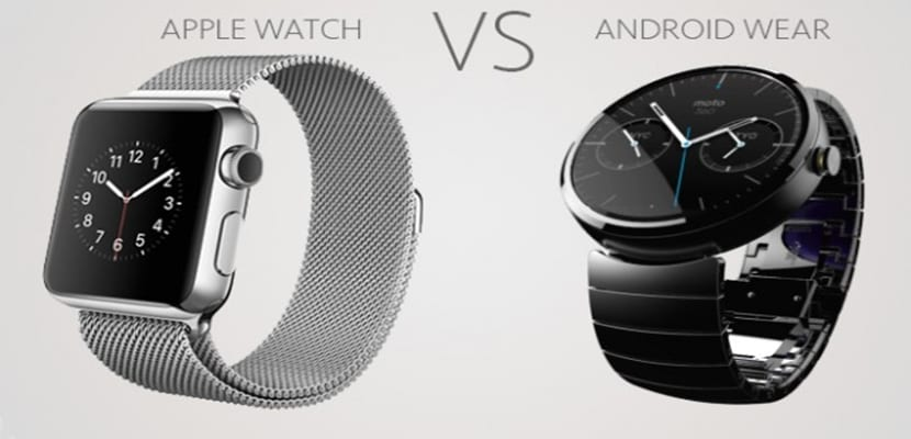 Android-Wear-Vs-apple-watch