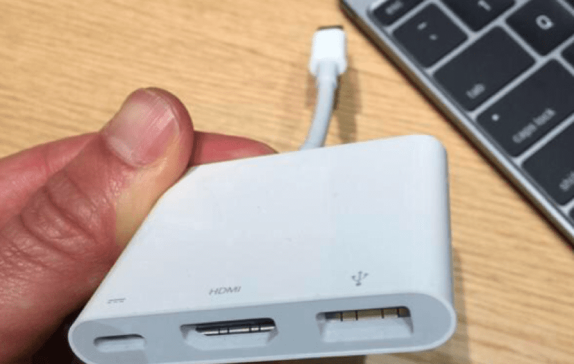 MacBook-adaptador