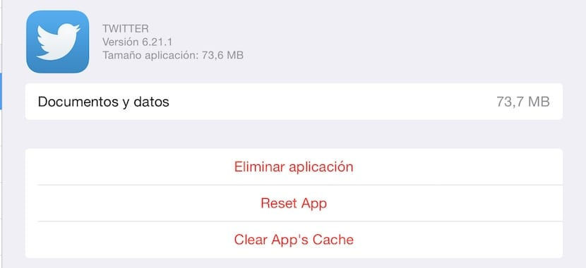 borrar cache iphone